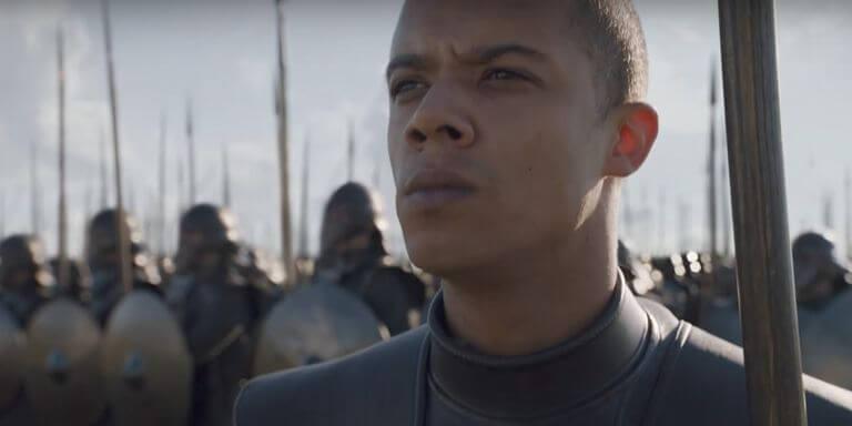 Серый червь в Игре престолов