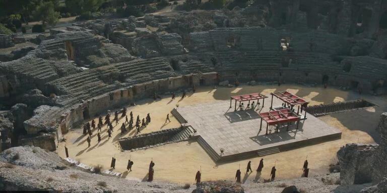 7 серия 7 сезон Игры престолов