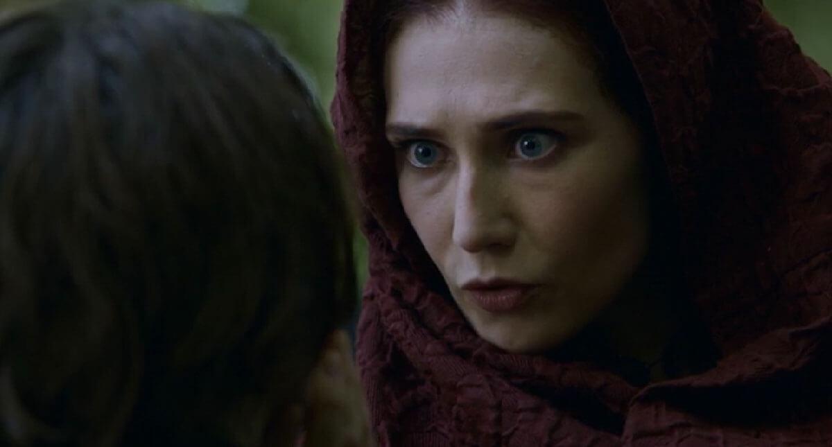 В 8 сезоне Игры престолов Арья убьет Мелисандру