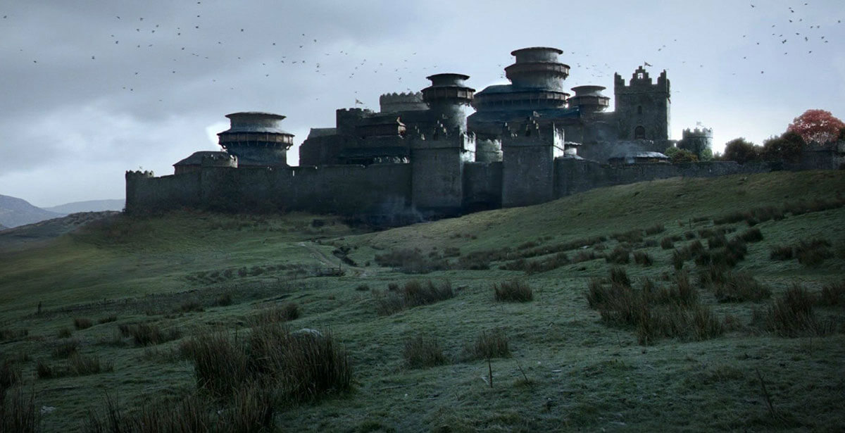 Винтерфелл 8 сезон Игры престолов