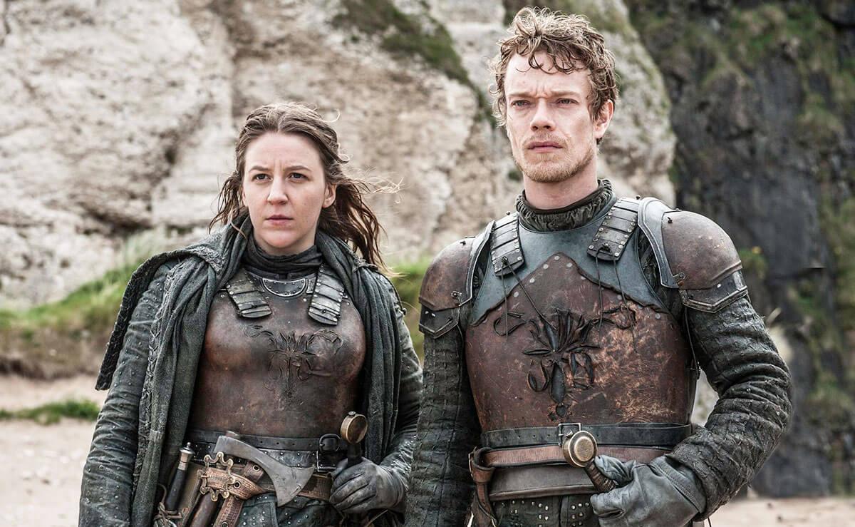 Теон спасет Яру в 8 сезоне Игрв престолов