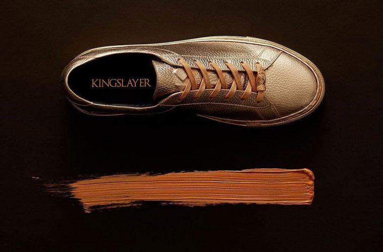 кроссовки-цареубийца