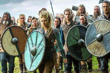 Лагерта Викинги 5 сезон