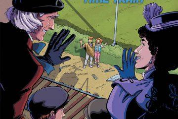 Назад в будущее комикс