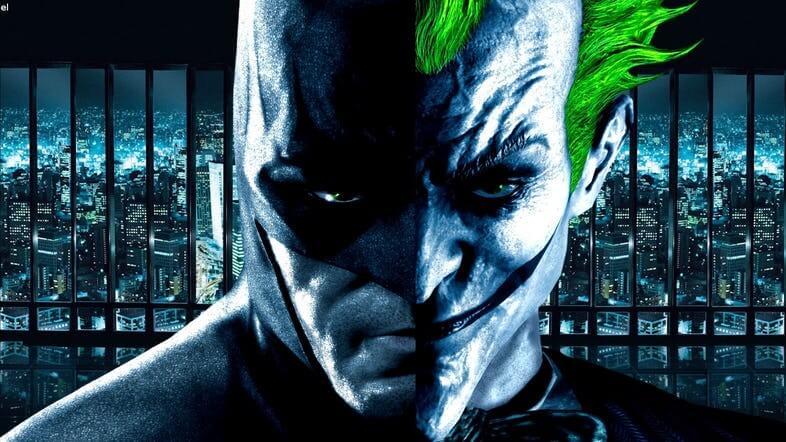 Бэтмен это Джокер
