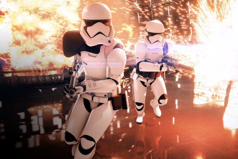 видеоигра Звездные войны 2017