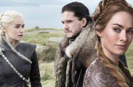Беременность в 8 сезоне Игры престолов
