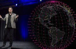 Илон мАск суптниковый интернет