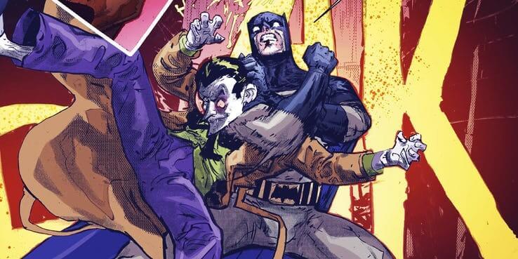Джокер и Бэтмен