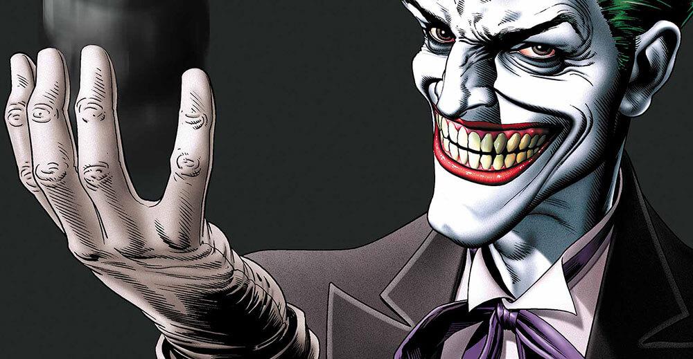 Джокер меняет реальность