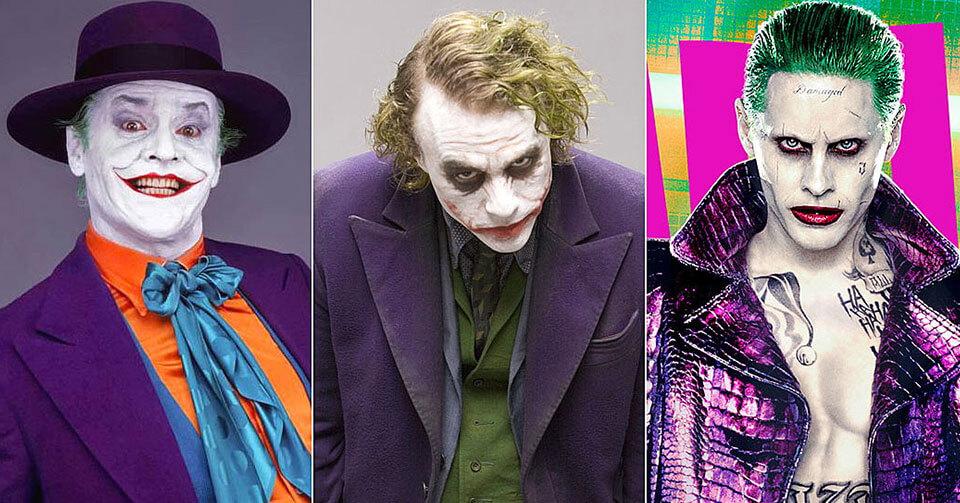 Фильм о происхождении Джокера
