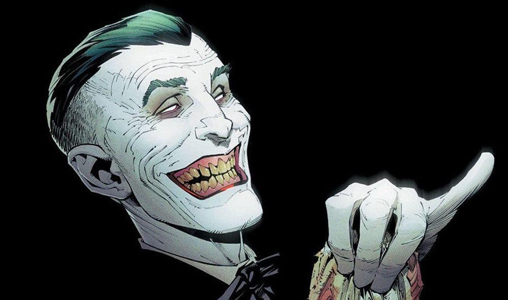 Съемки фильма о Джокере