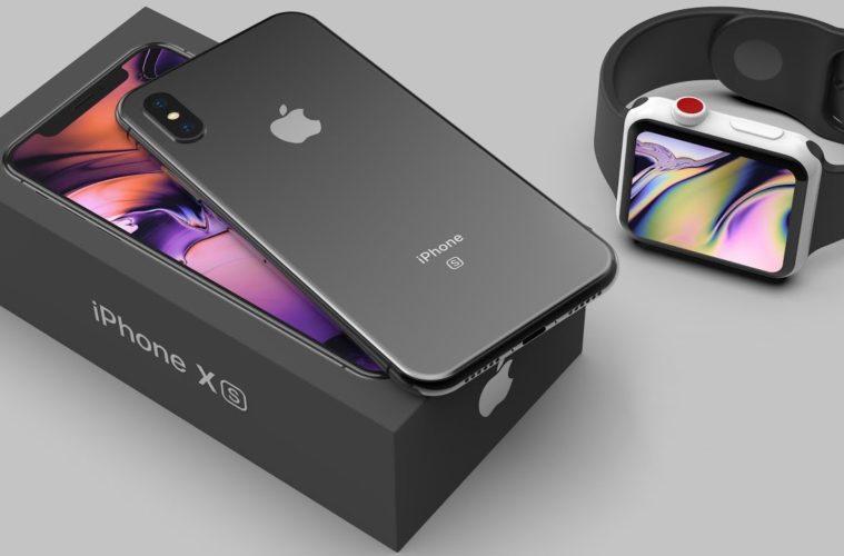 Iphone XS утечка информации