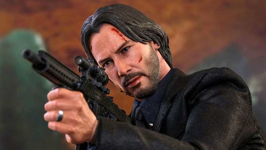 John Wick: Chapter 2 John Wick Figure