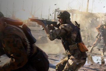 Проникновение пули будет играть большую роль в Battlefield 5