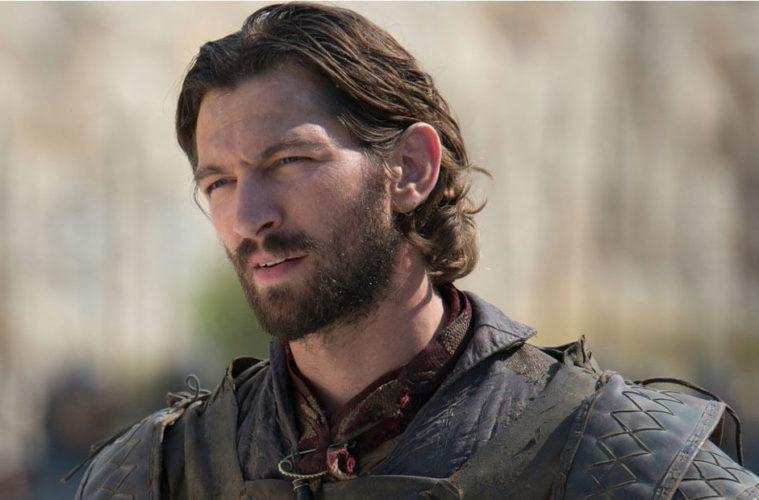 Дпприо Нахарис в 8 сезоне Игры престолов