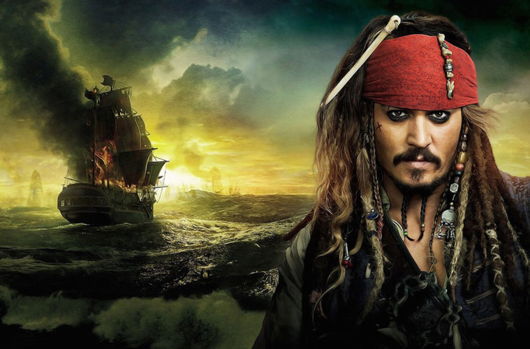 Пираты карибског моря 6
