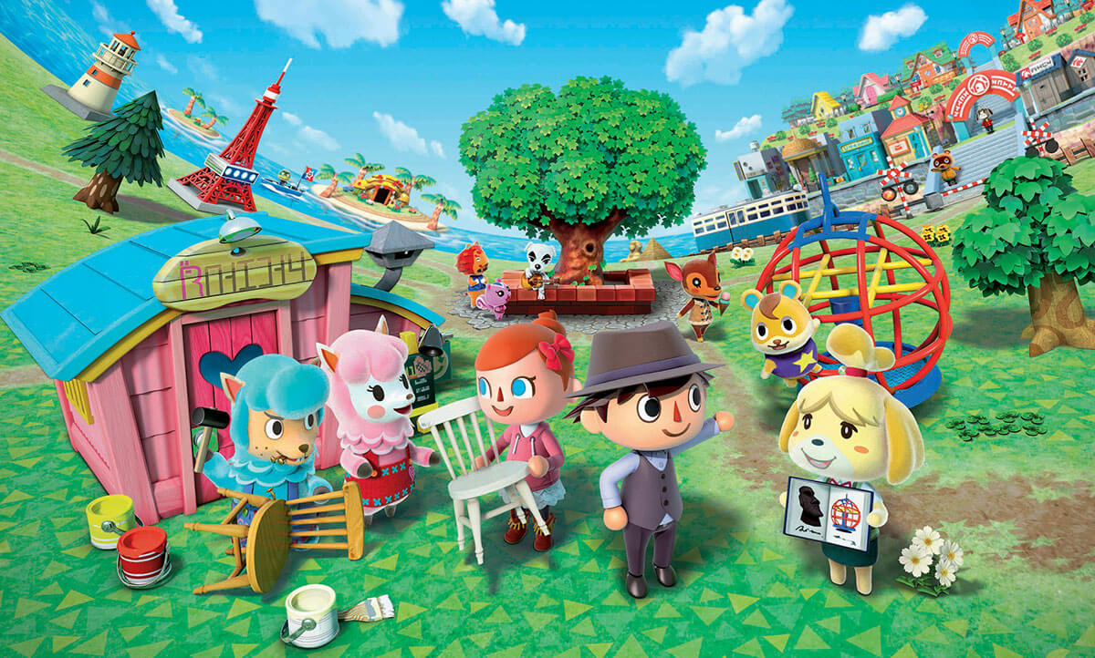 NEW ANIMAL CROSSING