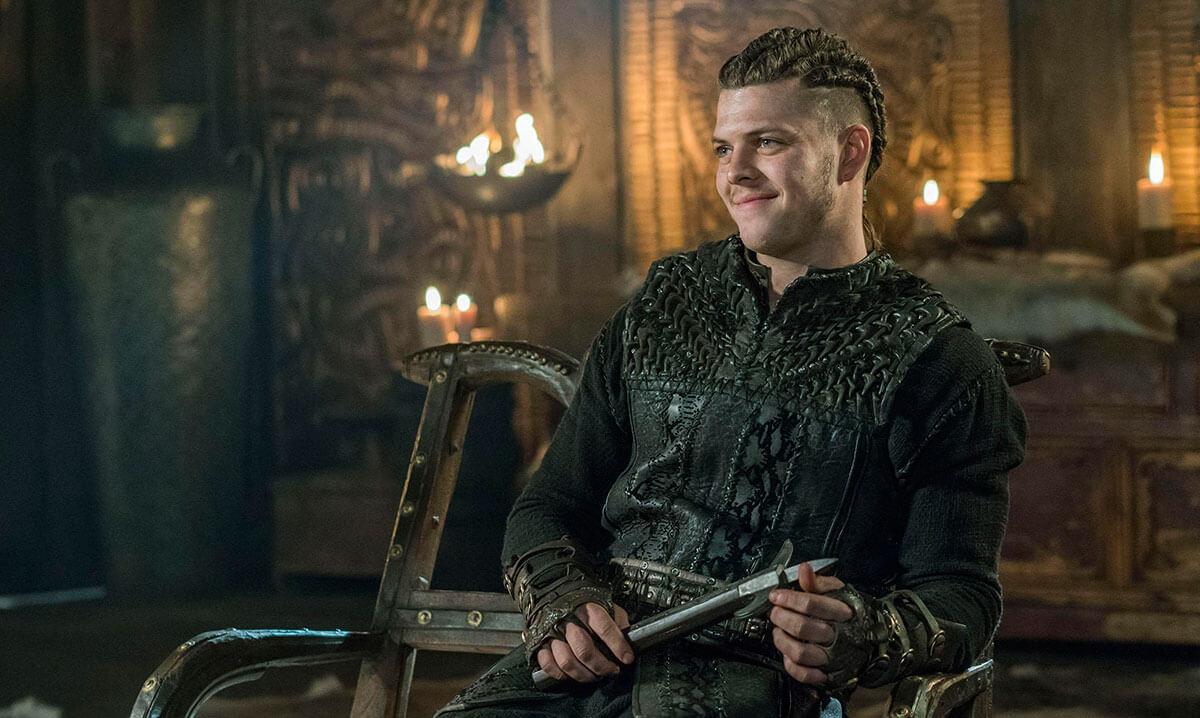 Ивар влюбится в 5 сезоне Викингов