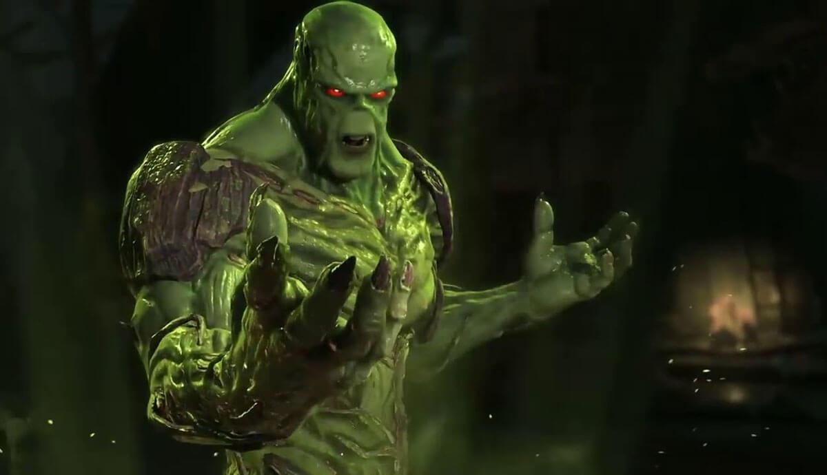 сериал о Зелёном Болотном Гиганте вскоре выйдет в приложении DC Universe