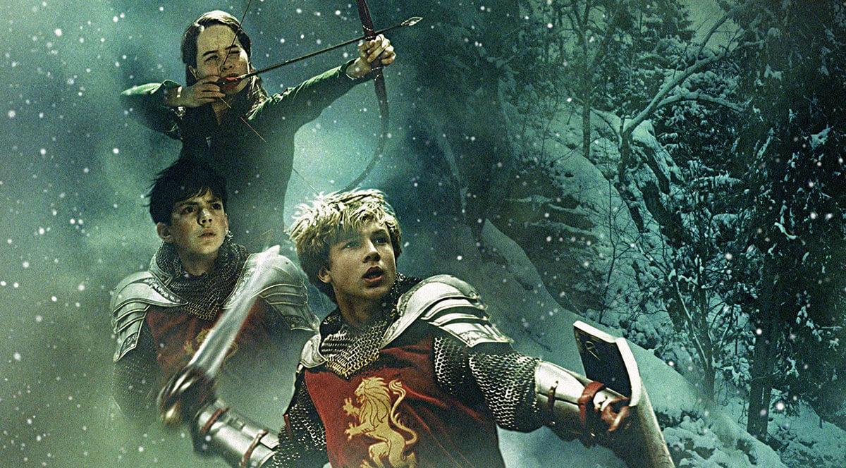 Сериал Хроники Нарнии (Netflix)