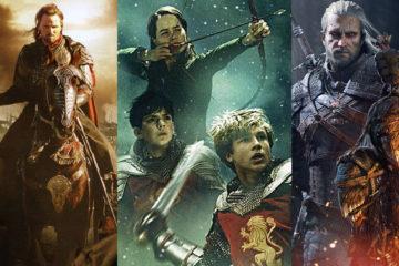 """10 сериалов, которые соперничают за звание новой """"Игры престолов"""""""