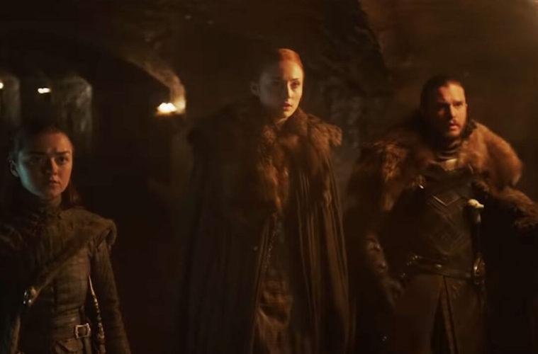 Игра престолов 8 сезон тизер