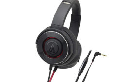 Наушники AudioTechnica ATH-WS550iS