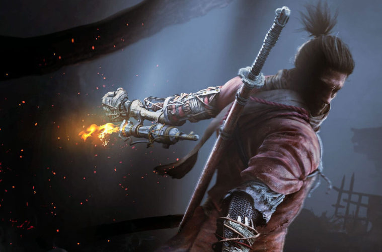 Игра Sekiro: Shadows Die Twice