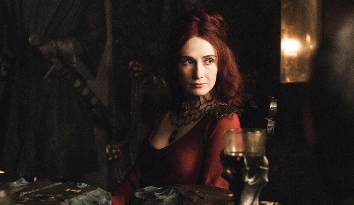 Мелисандра владеет магией крови