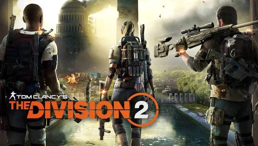 THE DIVISION 2 STANDARD EDITION
