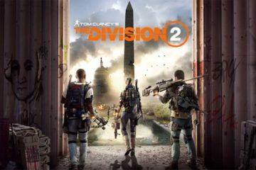 Вышла новая игра THE DIVISION 2