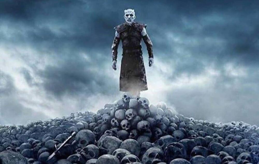 Белые ходоки всех убьют