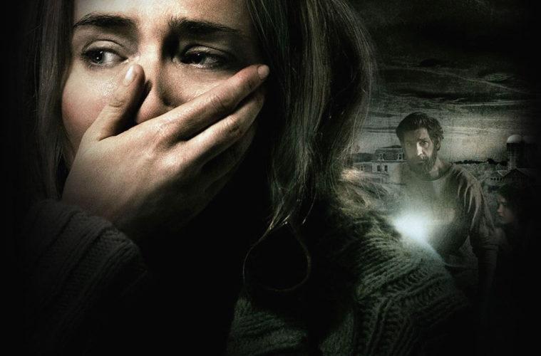 Тихое место постер фильма