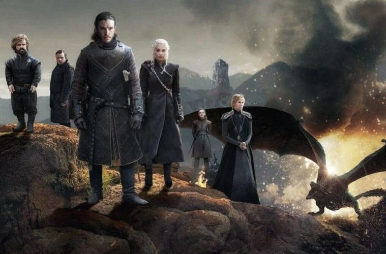 Где смотреть Игру престолов 8 сезон