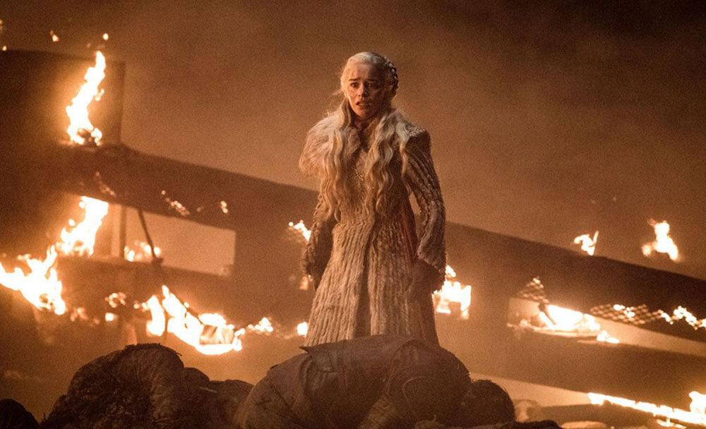 Дейенерис Игра престолов 8 сезон 3 серия