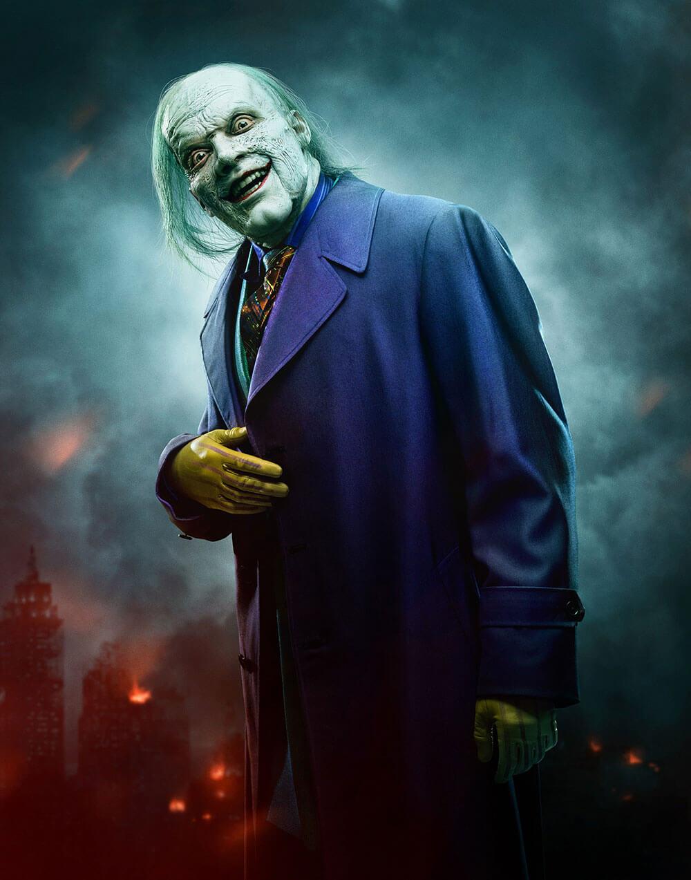 Джокер в сериале Готэм