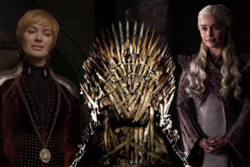Дейенерис и Серсея в 4 серии 8 сезона Игры престолов