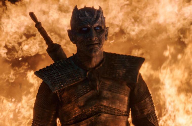 Король ночи в 8 сезоне Игры престолов