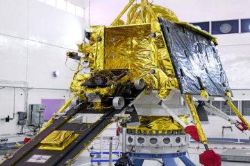 Индия миссия на Луне