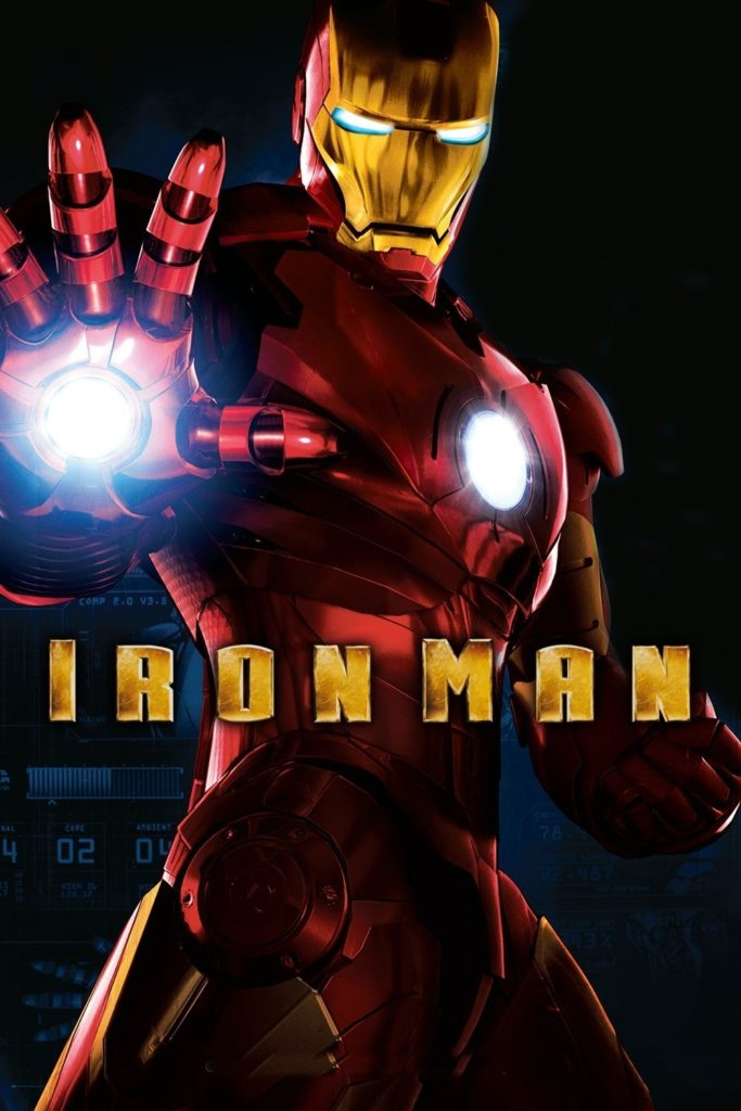 Железный Человек 2008
