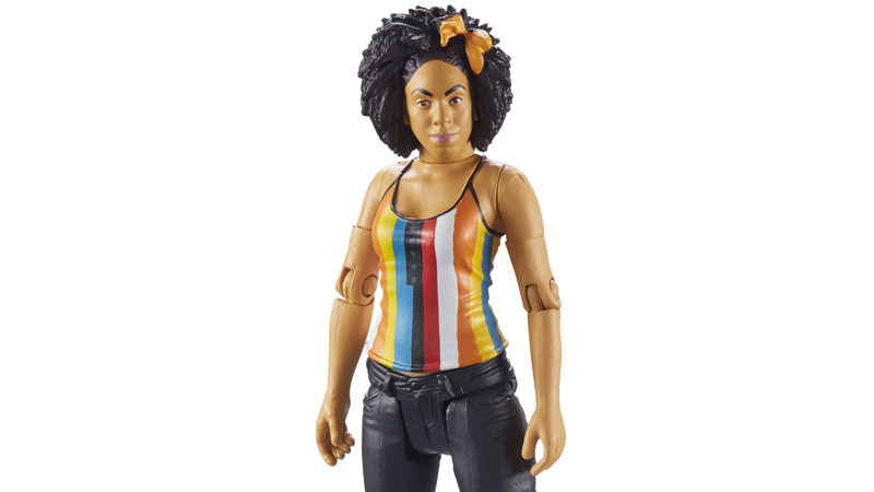 "Character Options 5.5"" Doctor Who Bill Potts Figure"