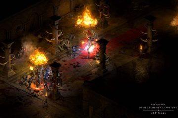 Игра Diablo 2 Resurrected